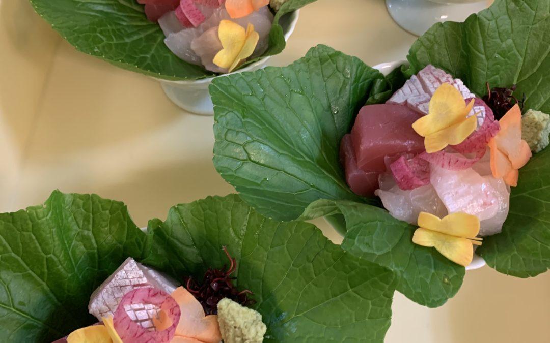 徳川美術館日本料理宝善亭 造り
